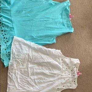 Lily pulitzer top lot size small